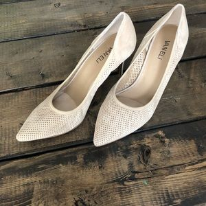 VANELi Cream High Heels
